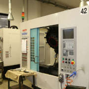 CNC ISO 30 working center